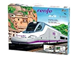 PEQUETREN Pequetren750 Túnel de montaña/estación y Personajes de Alta Velocidad por Encima de Renfe