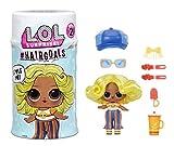 LOL Surprise Hairgoals. Muñeca con Pelo Peinable y 15 Sorpresas. Incluye Accesorios de Moda y Efectos de Cambio de Color. Hairgoals Series 2. Muñecas para Coleccionar para Niños a Partir de 3 Años