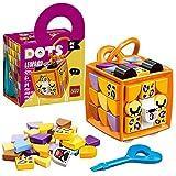 LEGO 41929 Dots Adorno para Mochila: Leopardo, Accesorio Personalizado, Juegos Creativos y Manualidades para Niños +6 Años