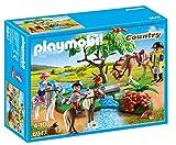 Granja de ponys de Playmobil