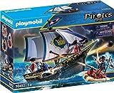 PLAYMOBIL Pirates - Carabela, a partir de 5 Años, 70412