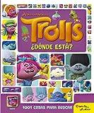 Trolls. ¿Dónde está?: 1001 cosas para buscar (Dreamworks. Trolls)