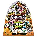 ZURU SMASHERS 7440 Super Egg Lata Coleccionable con Exclusivo Smasher Series 3 Dino, Naranja, Talla única