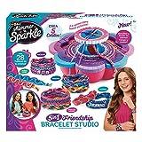 Cra-Z-Art - Estudio de pulseras 5 en 1 Shimmer'n Sparkle(46290)