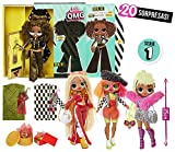 L.O.L Surprise - OMG Muñecas Fashion (Giochi Preziosi LLU95000) , color/modelo surtido