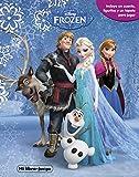 Frozen. Libroaventuras: Incluye un cuento, figuritas y un tapete