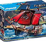 PLAYMOBIL 70411 Pirates - Barco Pirata Calavera, a partir de 5 Años