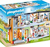 Playmobil- City Life: Gran Hospital Set Juguetes, Multicolor, Talla Única (70190)