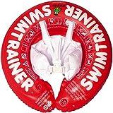 Fred's Swim Academy - Flotador de aprendizaje de natación para niños, color rojo- Nadar Entrenador, Color Rojo, Talla Única (Freds Swim Academy 10110)