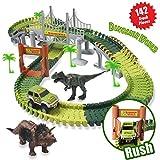 Circuito de juguete Mundo Jurásico