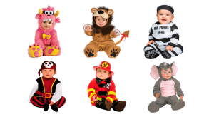 Los Disfraces De Bebés más populares que puedes comprar desde tu casa