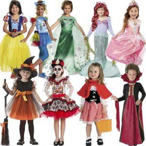 Selección de los mejores Disfraces De Niñas que puedes comprar por Internet