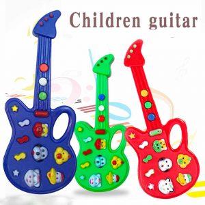 Selección de las Guitarras De Juguete más populares que puedes comprar desde tu casa