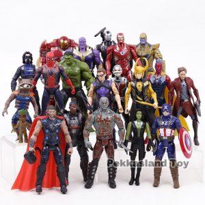 Comparativa de los mejores Juguetes De Avengers que puedes comprar desde tu casa