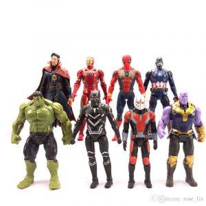 Comparativa de los Juguetes De Marvel más populares que puedes comprar por Internet