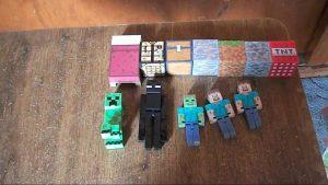 Comparativa de los Juguetes De Minecraft más populares que puedes comprar online