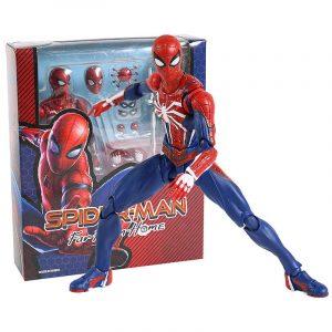 Selección de los mejores Juguetes De Spiderman que puedes comprar por Internet
