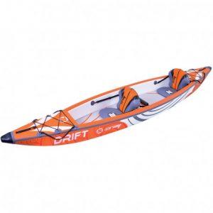 Selección de los Kayaks Hinchables más populares que puedes comprar por Internet