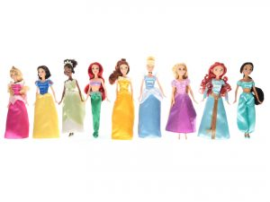 Comparativa de las Muñecas Disney más populares que puedes comprar por Internet