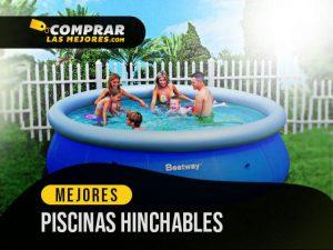 Comparativa de las Piscinas Hinchables más populares que puedes comprar online
