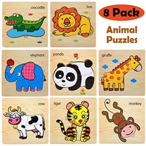 Comparativa de los Puzzles Para Niños más populares que puedes comprar por Internet