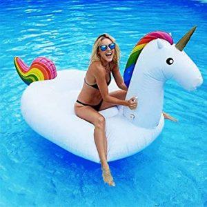 Comparativa de los Unicornios Hinchables más populares que puedes comprar online